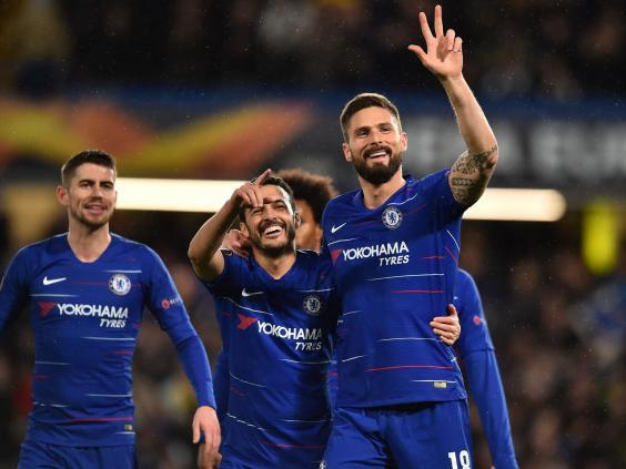 Chelsea 3-0 Dynamo Kiev: Pedro and Willian step up to keep Eden Hazard wrapped up