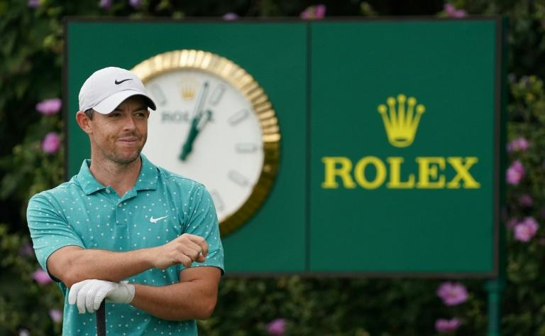 McIlroy ready for baby dash, Johnson on pole: golf talking points