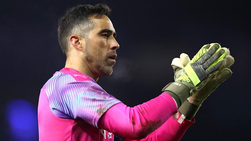 Claudio Bravo quits Man City after four years