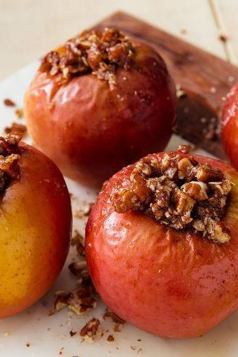 """<p>Baked apples kind of feel like a short cut way to eat <a href=""""https://www.delish.com/uk/cooking/recipes/a32667262/best-homemade-apple-pie-recipe-from-scratch/"""" rel=""""nofollow noopener"""" target=""""_blank"""" data-ylk=""""slk:Apple Pie"""" class=""""link rapid-noclick-resp"""">Apple Pie</a> and you'll never hear us complain. For the best baked apple experience, our favourite apple to use is the Honeycrisp: juicy but sturdy, tangy and sweet, holding up like a champ to the 50-minute bake time.</p><p>Get the <a href=""""https://www.delish.com/uk/cooking/recipes/a33121041/baked-cinnamon-apples-recipe/"""" rel=""""nofollow noopener"""" target=""""_blank"""" data-ylk=""""slk:Baked Cinnamon Apples"""" class=""""link rapid-noclick-resp"""">Baked Cinnamon Apples</a> recipe.</p>"""