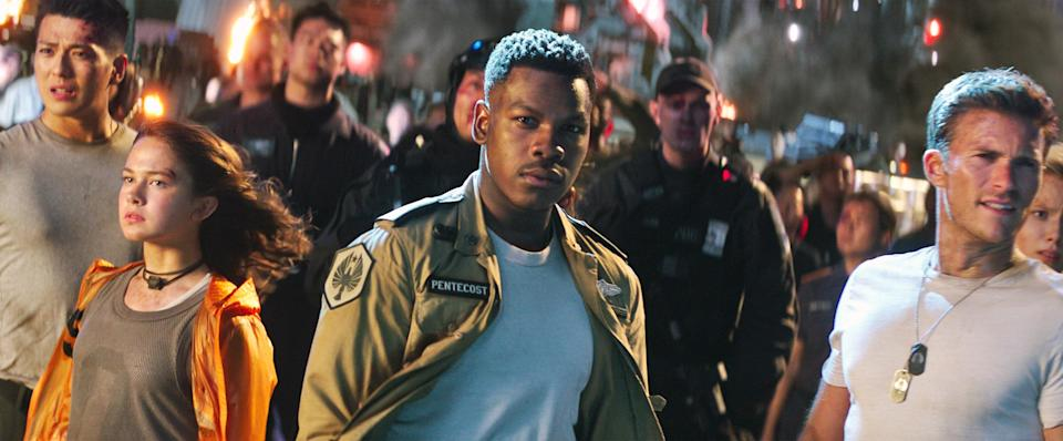 Pacific Rim: Uprising had lots of holes in its plot