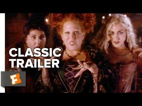 """<p>You can't go wrong with <em>Hocus Pocus</em>. The family friendly comedy stars Bette Midler, Sarah Jessica Parker, and Kathy Najimy star as three Salem, Massachusetts witches, resurrected just in time for Halloween. </p><p><a class=""""link rapid-noclick-resp"""" href=""""https://www.amazon.com/Hocus-Pocus-Bette-Midler/dp/B004JMY312?tag=syn-yahoo-20&ascsubtag=%5Bartid%7C10067.g.12107335%5Bsrc%7Cyahoo-us"""" rel=""""nofollow noopener"""" target=""""_blank"""" data-ylk=""""slk:STREAM NOW"""">STREAM NOW</a></p><p><a href=""""https://www.youtube.com/watch?v=F4e6YQFrt1s"""" rel=""""nofollow noopener"""" target=""""_blank"""" data-ylk=""""slk:See the original post on Youtube"""" class=""""link rapid-noclick-resp"""">See the original post on Youtube</a></p>"""