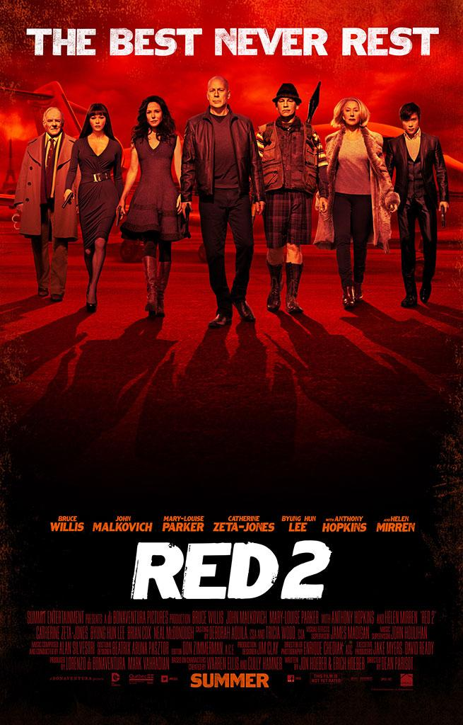 """Summit Entertainment's """"RED 2"""" - 2013"""