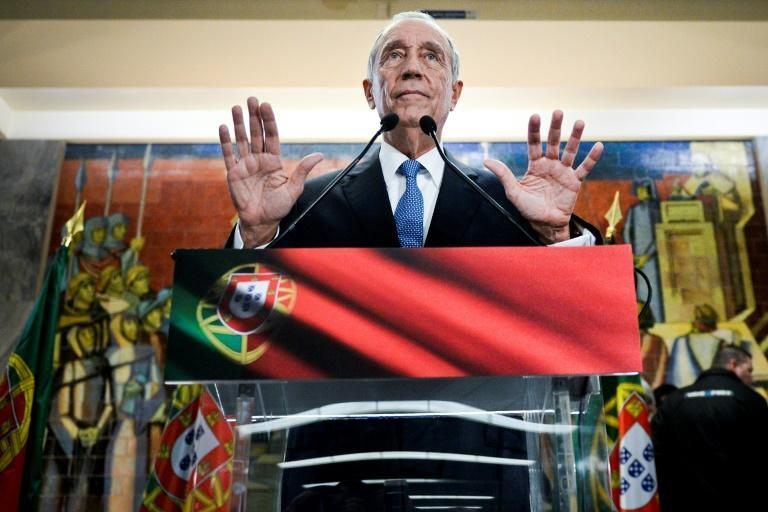 Low turnourt in Portugal could dash incumbent Marcelo Rebelo de Sousa's hopes of a first-round reelection to the presidency