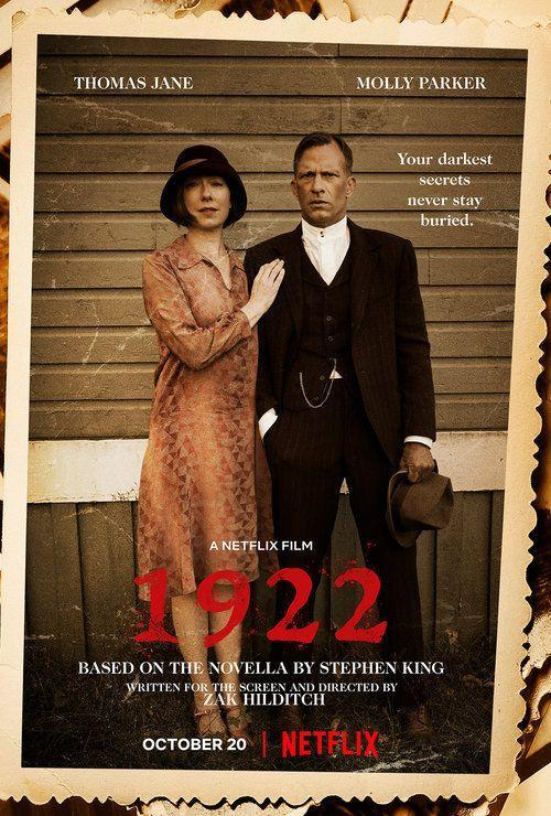 <p>Based on the Stephen King novella, <em>1922</em> may not be the best of the King adaptations, but it's one of the most satisfying in a while.</p>