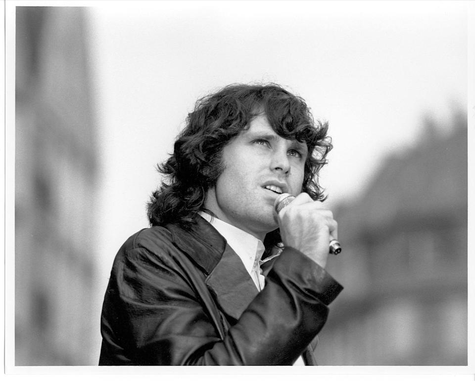 Jim Morrison regarded his Miami trial for indecent exposure as a turning point. (Photo: Michael Ochs Archives via Getty Images)