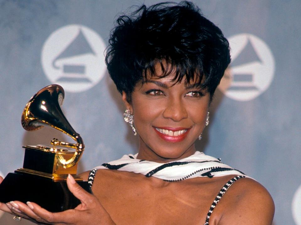 Natalie Cole 34th Annual Grammy Awards(1991) on 2:25:92