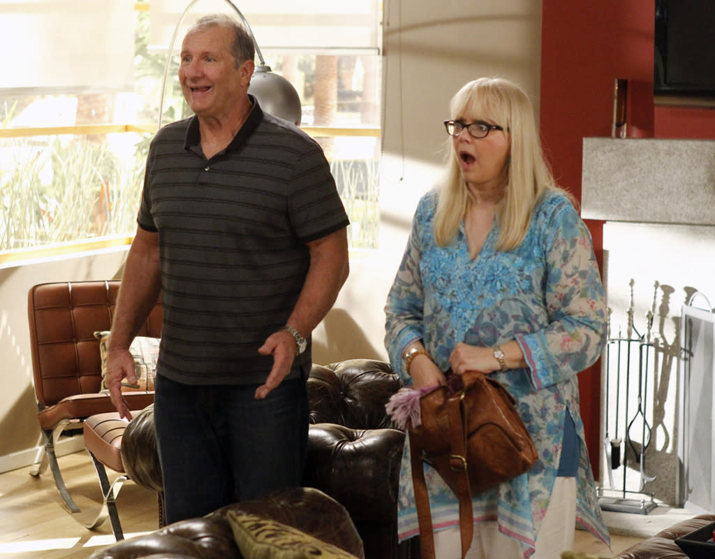 "<b>Shelley Long on ""Modern Family"" (November 7)</b><br><br> Dede alert! The ""Cheers"" star is back again as Jay's crazy ex-wife, who drops in unannounced when Gloria is out baby shopping. Now Jay needs to get her out of the house before Gloria gets back and Dede finds out she's pregnant, which'll just drive her even nuttier than usual.  <br><br><b>Worth Watching?</b> Yep. Dede episodes are not to be missed."