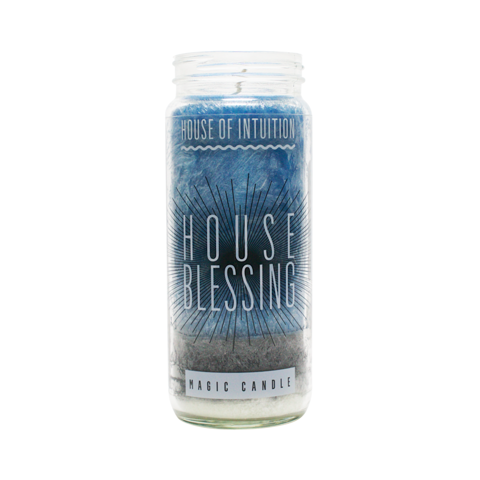 """<p>houseofintuitionla.com</p><p><strong>$18.00</strong></p><p><a href=""""https://houseofintuitionla.com/collections/house-blessing/products/house-blessing-candle"""" rel=""""nofollow noopener"""" target=""""_blank"""" data-ylk=""""slk:Shop Now"""" class=""""link rapid-noclick-resp"""">Shop Now</a></p>"""