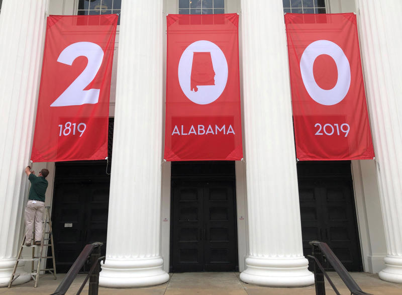 Heart of Dixie? Alabama presenting diversity in bicentennial