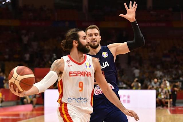 A Espanha venceu a Sérvia e segue invicta no Mundial de Basquete da China