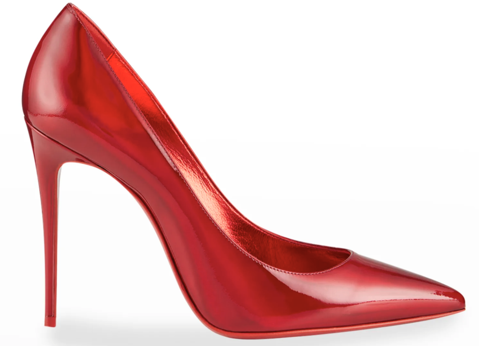 Christian Louboutin's So Kate pumps. - Credit: Courtesy of Neiman Marcus