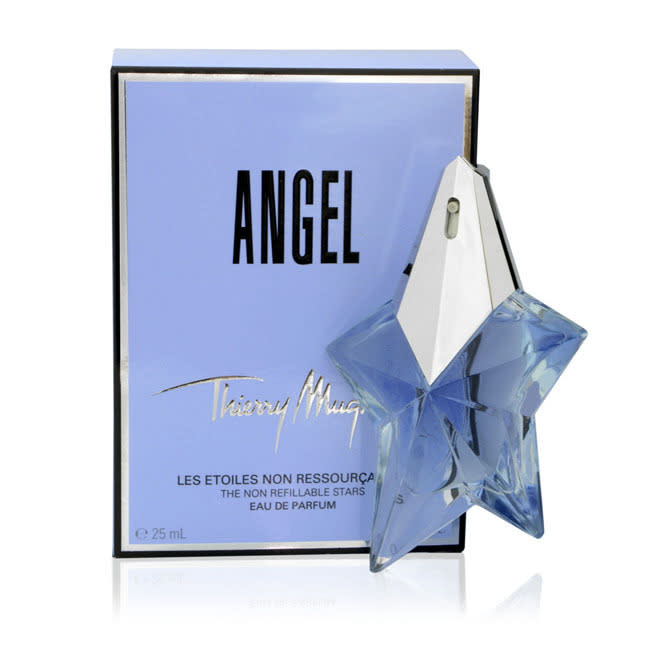<p>With its sweet fragrance of honey, caramel and notes of vanilla we always feel like a angel whilst wearing this aptly named scent.<i></i></p>