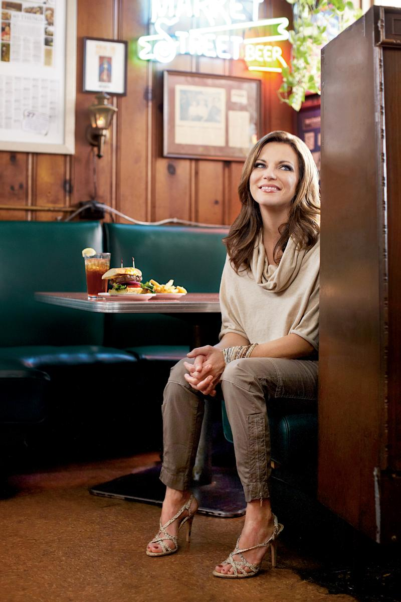 Paper Napkin Interview: Dishing with Martina McBride