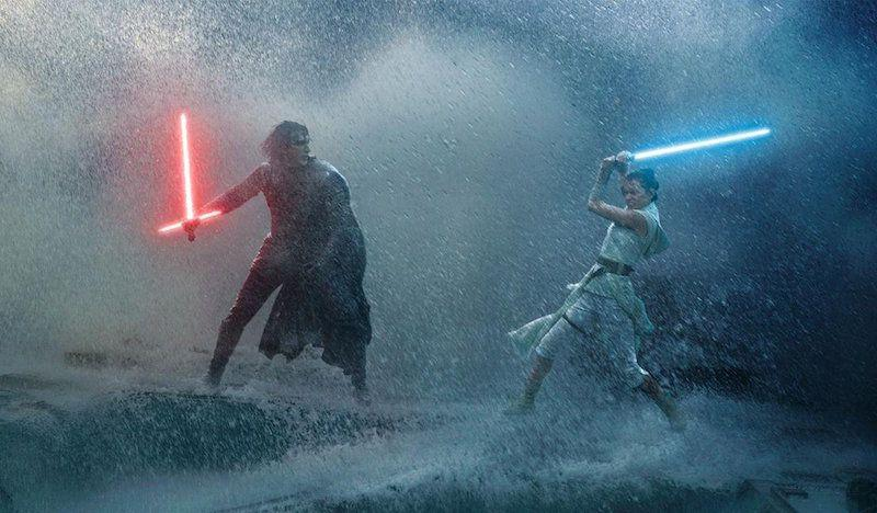 The Rise of Skywalker opens behind previous two Star Wars films, flops at Chinese box office