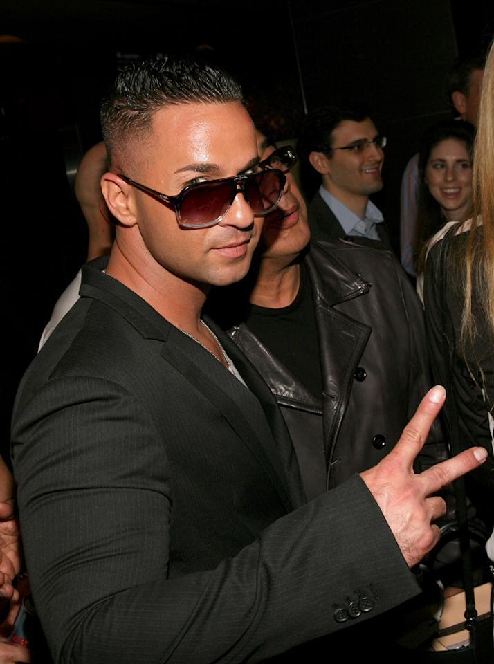 "<b>Mike 'The Situation' Sorrentino</b><br><br>As one of the most outrageous cast members on ""Jersey Shore,"" Sorrentino has transformed himself into an advertising pitchman, workout guru, and all-around reality show icon."