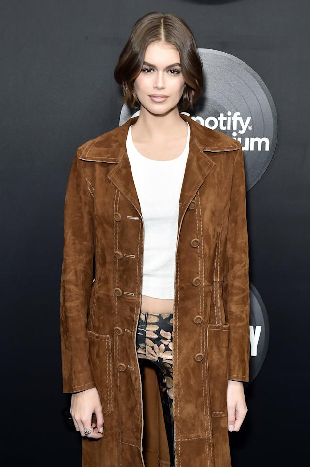 "<p>Most recently, Jacob has been linked to model Kaia Gerber. The two made a handful of outings together in NYC in September 2020, and were even spotted holding hands. According to <strong>E! News</strong>, the two <a href=""http://www.eonline.com/news/1186038/why-kaia-gerber-and-jacob-elordi-arent-officially-dating-yet"" target=""_blank"" class=""ga-track"" data-ga-category=""internal click"" data-ga-label=""http://www.eonline.com/news/1186038/why-kaia-gerber-and-jacob-elordi-arent-officially-dating-yet"" data-ga-action=""body text link"">aren't officially an item</a> yet, but are ""definitely interested in each other."" </p>"