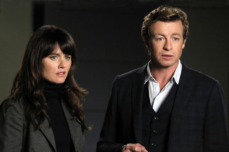 """<p>...Lisbon and Jane weren't supposed to end up together.</p><p>The idea of the leads becoming a couple """"never crossed his mind"""" in 2008 when 'The Mentalist' was green lit, the creator told <a href=""""https://deadline.com/2015/02/the-mentalist-series-finale-original-ending-jane-lisbon-cho-future-spinoff-red-john-1201376582/"""" rel=""""nofollow noopener"""" target=""""_blank"""" data-ylk=""""slk:Deadline"""" class=""""link rapid-noclick-resp"""">Deadline</a>.</p>"""