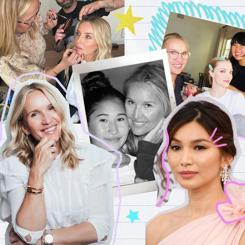 From Celeb Makeup Artist to Brand Founder, Monika Blunder Conquered the Beauty Space
