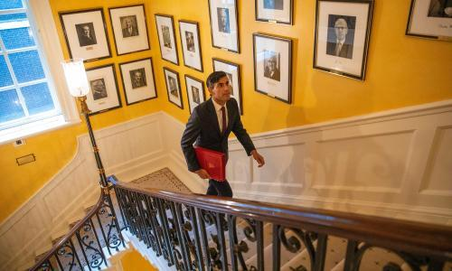 How Sunak wooed the press and sparked intrigue over No 10 challenge