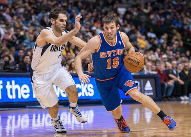 Memphis Grizzlies claim former New York Knicks point guard Beno Udrih off waivers, according to report