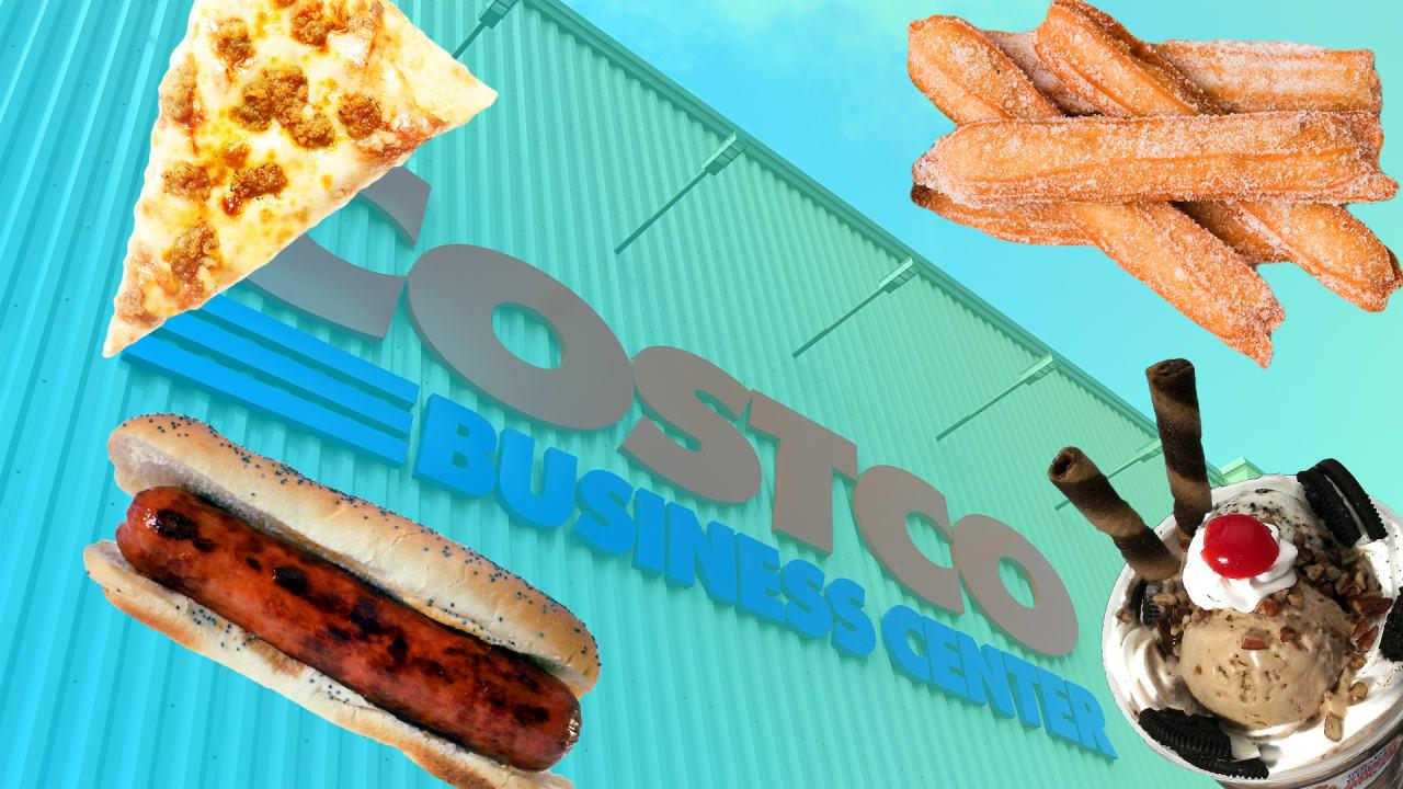 Costco Sparks Food Court