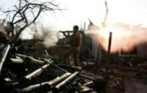 Ukraine says seven soldiers killed in clashes in rebel east