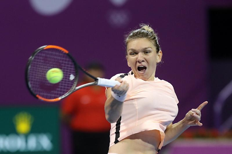 Halep reclaims world number one ranking