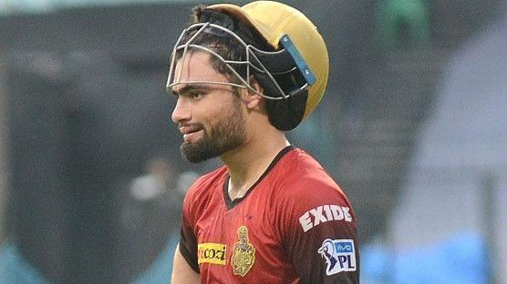 Rinku Singh is a hard-hitter who can be a good finisher for KKR.