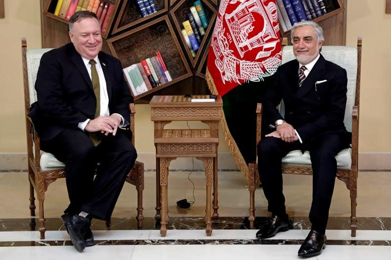 US slashes aid to Afghanistan after Pompeo visit to Kabul