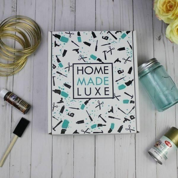 """<p><strong>Home Made Luxury</strong></p><p>homemadeluxe.com</p><p><strong>$34.00</strong></p><p><a href=""""https://homemadeluxe.com/collections/home-made-luxe/products/home-made-luxe-12-month-subscription"""" rel=""""nofollow noopener"""" target=""""_blank"""" data-ylk=""""slk:Shop Now"""" class=""""link rapid-noclick-resp"""">Shop Now</a></p><p>For the friends and relatives who feed creative cravings with hands-on activities, this service eliminates the hassle of visiting the craft store altogether. Born out of her own use of DIY ventures to decompress at the end of the workweek, Home Made Luxe comes from Keitha Moseley-Dendy. And each box brings necessary components and instructions for home decor projects straight to the doorsteps of crafty individuals. </p><p><strong>Cost:</strong> Starts at $34 per month</p>"""