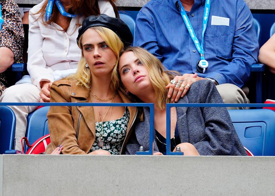 "Cara Delevingne and Ashley Benson's relationship was a whirlwind: The couple starred in independent film <em>Her Smell</em> together, announced their romance via supercute Instagram photos, purchased a much-discussed sex bench, and eventually broke up after two years of adventures. ""Their relationship just ran its course,"" a source said of the split."