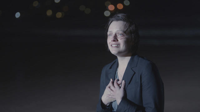 <p>Elisabeth Moss as Robin Griffin in Sundance TV's 'Top of the Lake: China Girl'<br>(Photo: Sally Bongers/See-Saw Films) </p>