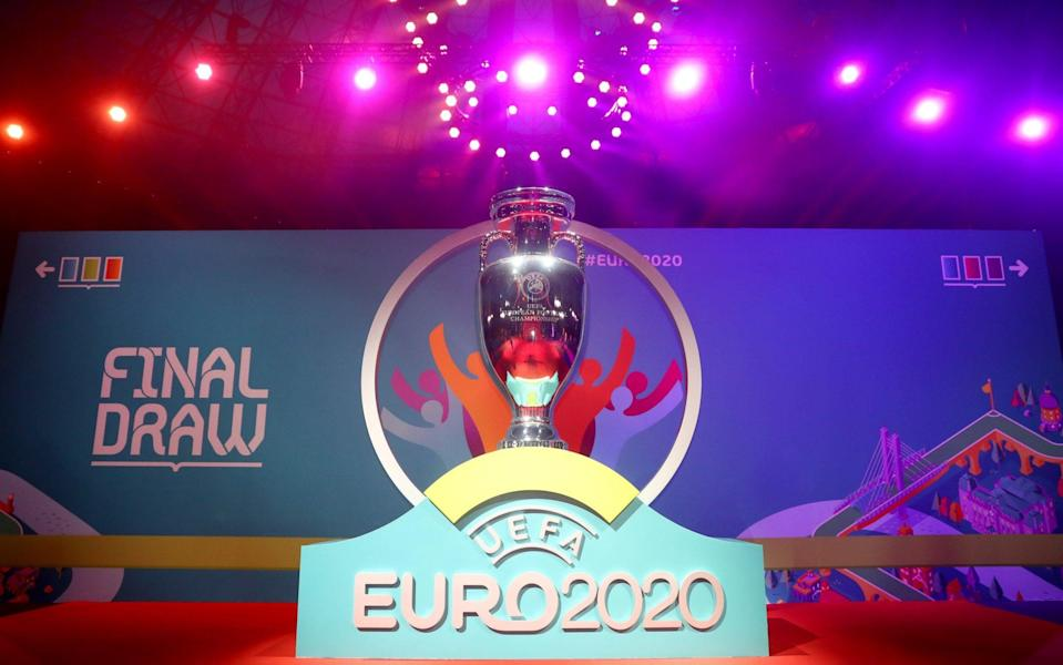 Euro 2020 fixtures match dates kick-off times groups schedule 2021 games - GETTY IMAGES