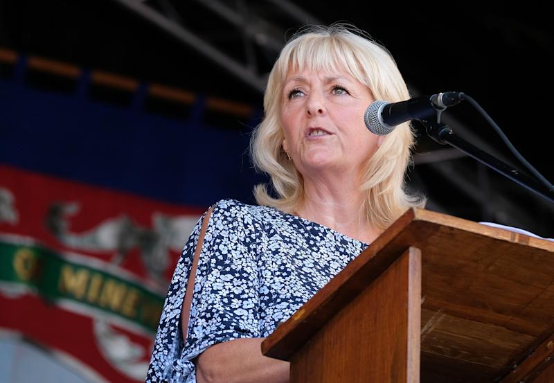 Labour general secretary Jennie Formby (Photo: Ian Forsyth via Getty Images)