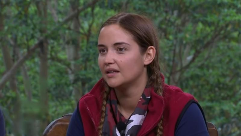 Jacqueline Jossa has opened up about why she took part in the most recent series of 'I'm A Celebrity... Get Me Out of Here!'(ITV)