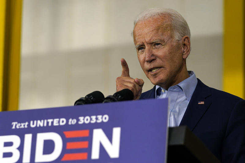 Biden takes huge cash lead over Trump while outspending him 2 to 1
