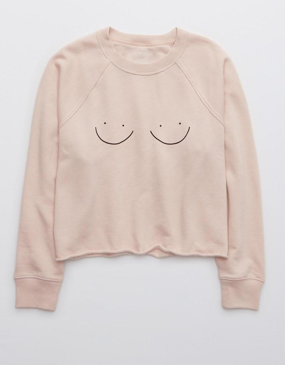 Aerie's BCA sweater. - Credit: Courtesy