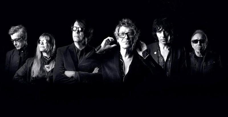 The Psychedelic Furs, circa 2020. (Photo: Matthew Reeves)