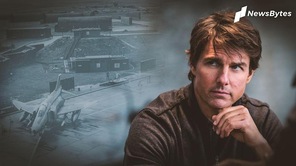 Tom Cruise builds COVID-proof studio in military base