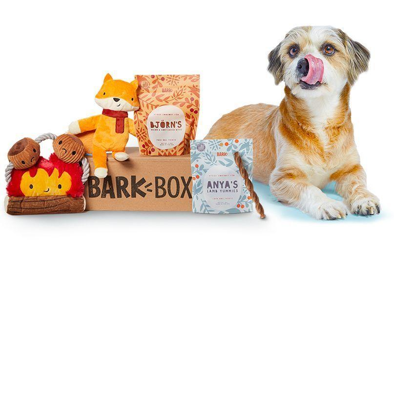 "<p><strong>Bark Box</strong></p><p>barkbox.com</p><p><a href=""https://go.redirectingat.com?id=74968X1596630&url=https%3A%2F%2Fwww.barkbox.com%2Fgift&sref=https%3A%2F%2Fwww.redbookmag.com%2Flife%2Fg34750861%2Fgifts-for-dog-lovers%2F"" rel=""nofollow noopener"" target=""_blank"" data-ylk=""slk:Buy"" class=""link rapid-noclick-resp"">Buy</a></p><p><strong>From $35.00</strong></p><p>You know how you can get hooked on food boxes and grooming subscriptions and vinyl clubs? Dogs have the same opportunity. Bark Box sends monthly boxes with toys and snacks curated to a theme (this month's is <em>Home Alone</em>—adorable), so sign your dog lover up for a month or more.</p>"