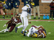 Defense/Special Teams Notes: Jeter's Defensive Touchdown Sparks Michigan