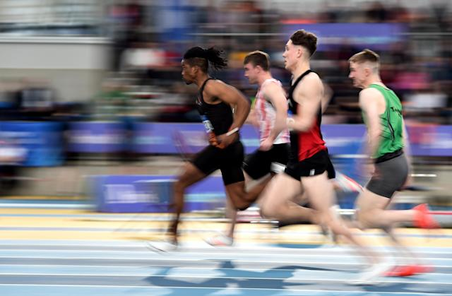 The World Athletics Indoor Championships, scheduled for Nanjing from March 13-15, have been postponed until next year. The Paris and Barcelona marathons have been postponed.