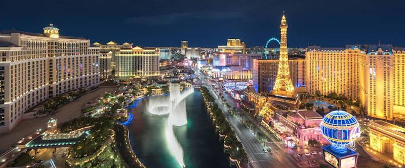 Tourists pay hefty taxes in Las Vegas, Nevada