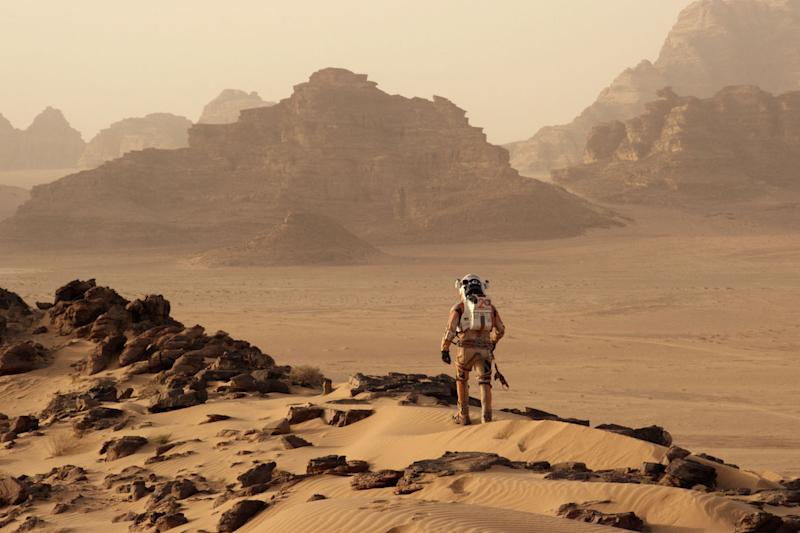Here's How Much It Would Cost to Travel to Mars