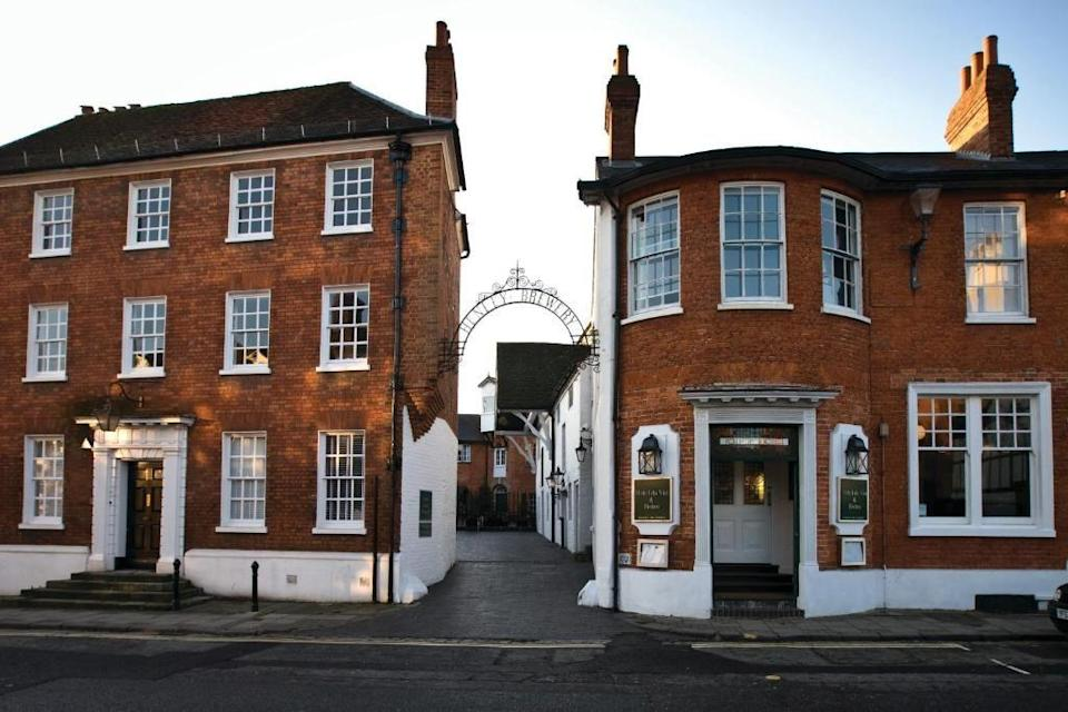 """<p>There are few more idyllic locations for a hotel than this: nestled in the Chilterns, in the heart of the 12th century market town anda stone's throw from the banks of the River Thames. <a href=""""https://www.redescapes.com/offers/oxfordshire-henley-on-thames-hotel-du-vin"""" rel=""""nofollow noopener"""" target=""""_blank"""" data-ylk=""""slk:Hotel Du Vin Henley-on-Thames"""" class=""""link rapid-noclick-resp"""">Hotel Du Vin Henley-on-Thames</a> is a reincarnation of a 300-year-old brewery, successfully blending Georgian period detail with stylish contemporary furnishings. </p><p>Drinks and alfresco meals in the courtyard are a highlight, as are the walks, boutiques and boating experiences available on your doorstep.</p><p><a class=""""link rapid-noclick-resp"""" href=""""https://www.redescapes.com/offers/oxfordshire-henley-on-thames-hotel-du-vin"""" rel=""""nofollow noopener"""" target=""""_blank"""" data-ylk=""""slk:CHECK OUT OUR OFFER"""">CHECK OUT OUR OFFER</a></p>"""