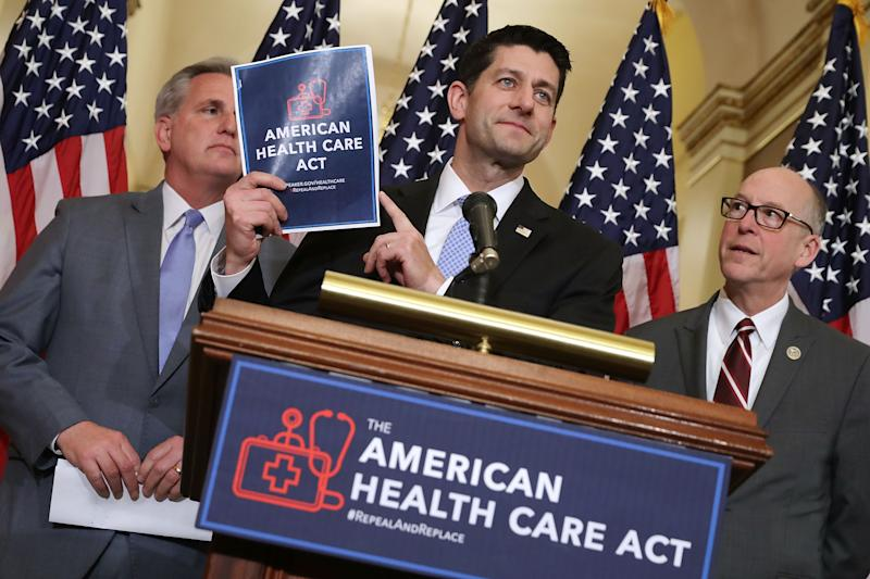 New Numbers: Republican Health Care Plan Is Unaffordable for Many Older Americans