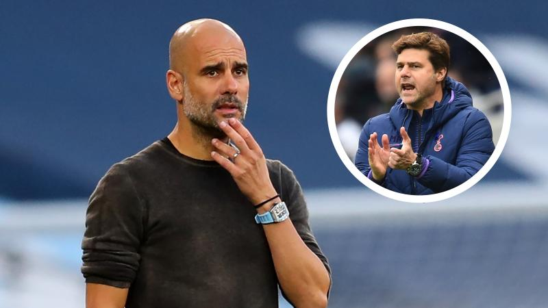 'Guardiola could walk and Pochettino is a good fit' – Lescott predicts change at Man City in 2021