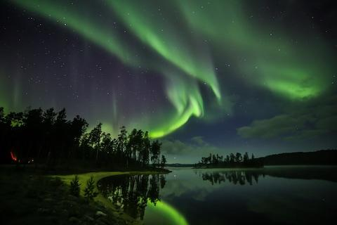 Search for the Northern Lights with The Aurora Zone - Credit: The Aurora Zone/Markku Inkila