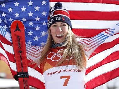 Shiffrin could be forced to scale back on her plans to dominate — Michael Phelps-style — the women's alpine skiing in Pyeongchang.